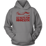 Go Nuts For Minesota - MINNESOTA RALLY SQUIRREL