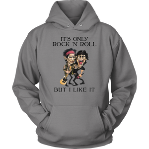 IT'S ONLY ROCK 'N' ROLL - BUT I LIKE IT SHIRT The Rolling Stones