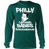PHILLY CATCHING BABIES - Unlike Agholor Shirts