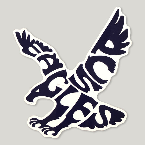PCS Eagles Car Magnet