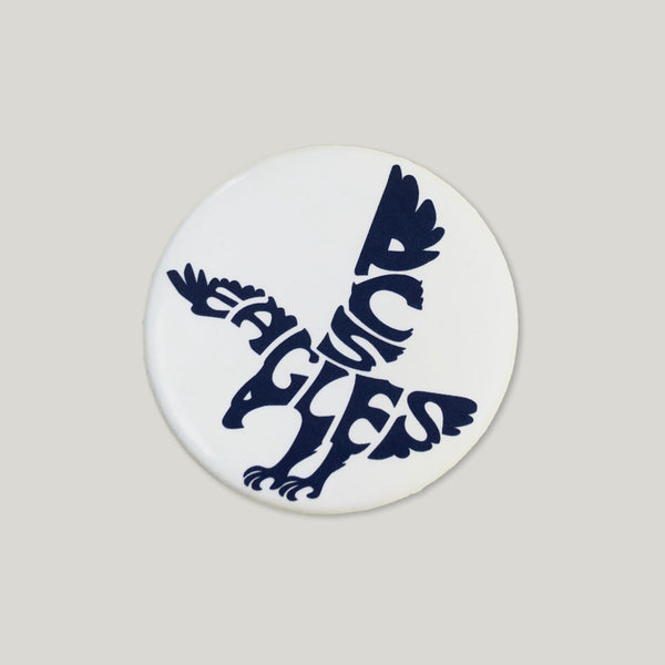 PCS Eagles Button