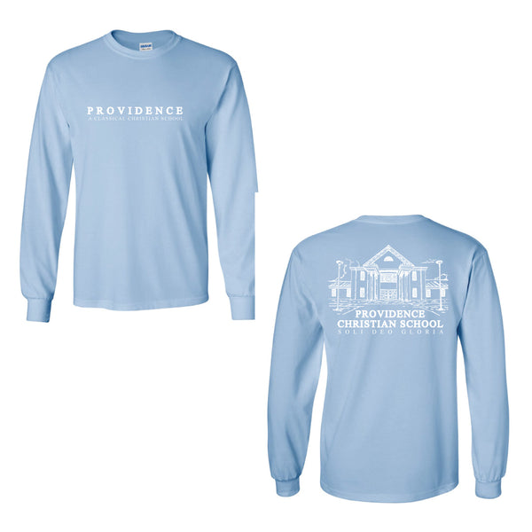 Grammar Building Long Sleeve Tee