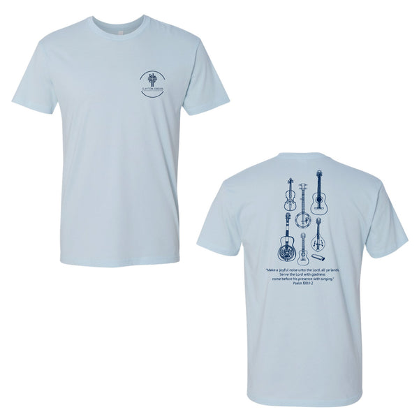 Clayton Jordan Foundation Music Tee