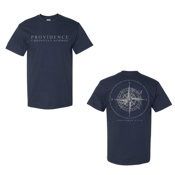 Compass Short Sleeve Tee