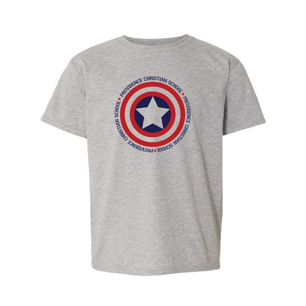 Captain America Short Sleeve Tee