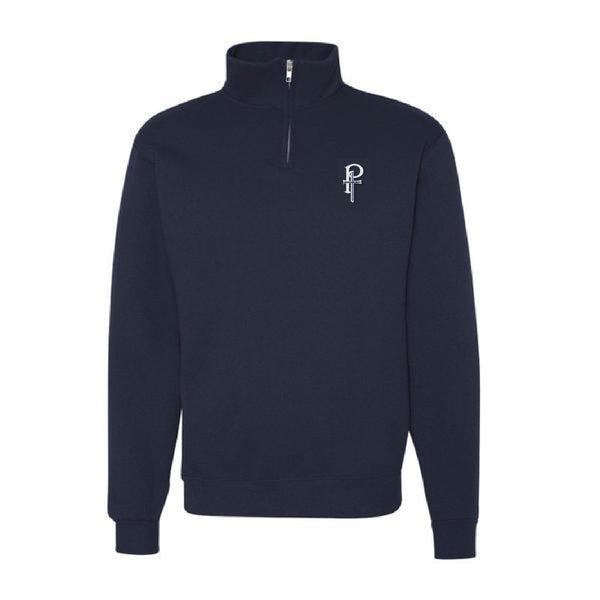 PCS Adult 1/4 Zip Sweatshirt