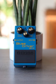 BOSS BD-2 Blues Driver Effects & Pedals BOSS
