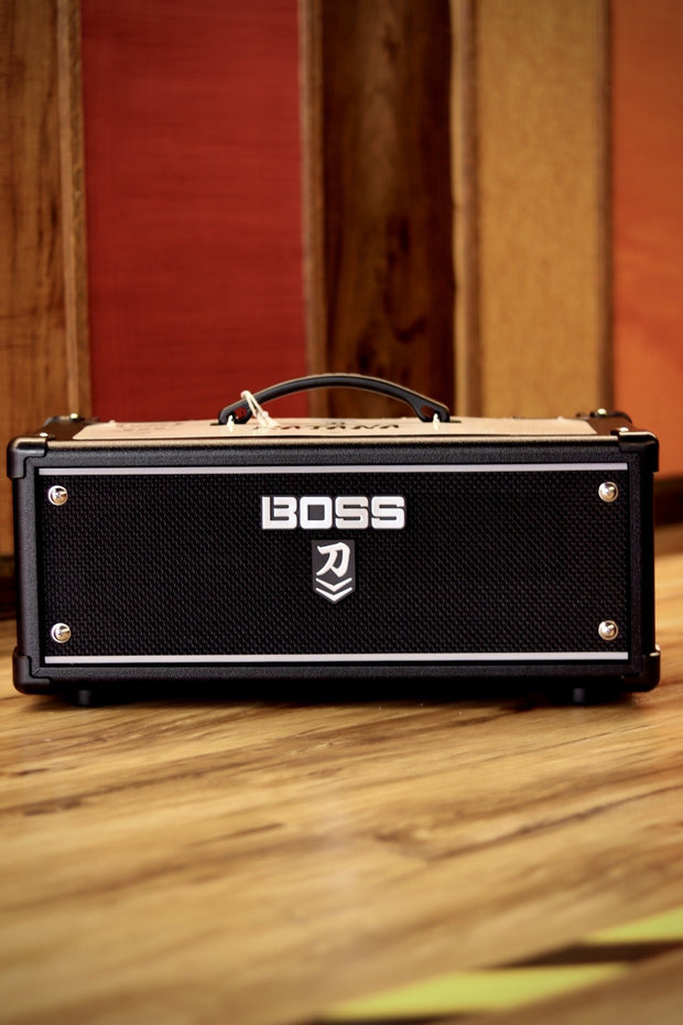 Boss Katana Head MkII 100-watt Guitar Amp Head Amplifier BOSS