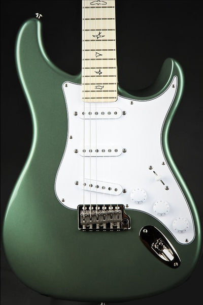 Copy of PRS John Mayer Silver Sky, Maple Fingerboard, Orion Green! Electric Guitar Guitars Usa Music Store