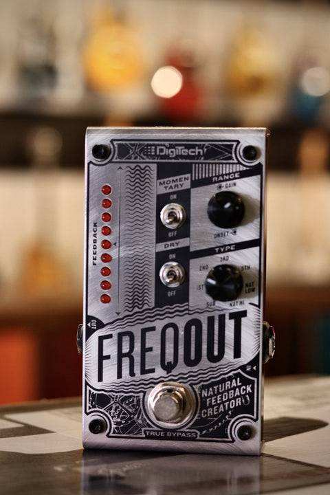 DigiTech FreqOut Natural Feedback Creator Effects & Pedals Digitech