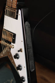 Epiphone Flying V Electric Guitar - Ebony Electric Guitar Epiphone