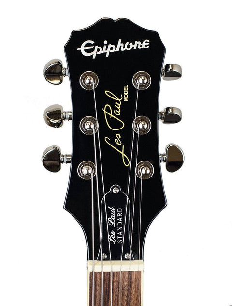 Epiphone Les Paul Standard Ebony Electric Guitar Epiphone