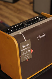 Fender Acoustic 100 Amplifier Natural Blonde Amplifier Fender
