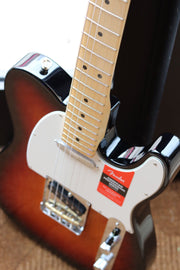 Fender American Professional Telecaster - 3-Color Sunburst Electric Guitar Fender