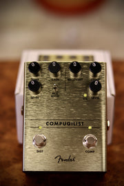 Fender Compugilist Compressor / Distortion Effects & Pedals Fender