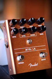Fender MTG:LA Tube Distortion Effects & Pedals Fender