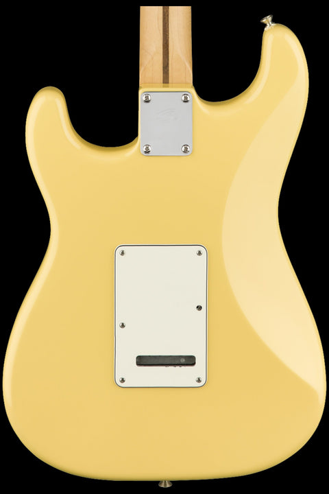 Fender Player Series Stratocaster - Buttercream w/ Maple Fingerboard Electric Guitar Fender