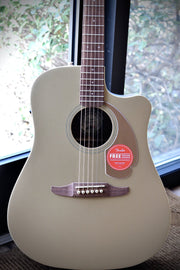 Fender Redondo Player Acoustic Bronze Satin Acoustic Guitar Fender