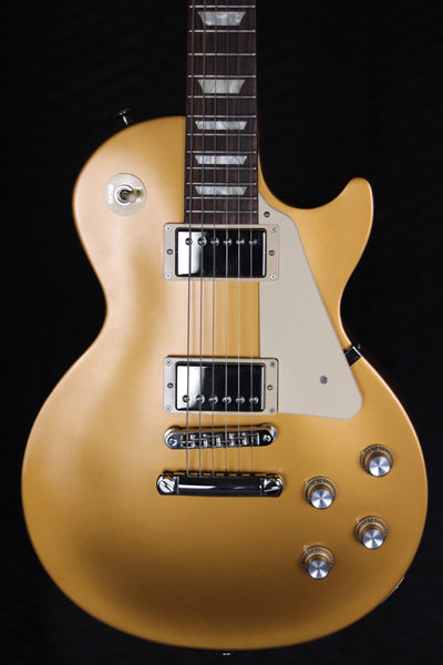 Gibson 2018 Les Paul Tribute Electric Guitar Satin Goldtop (Used) Electric Guitar Gibson