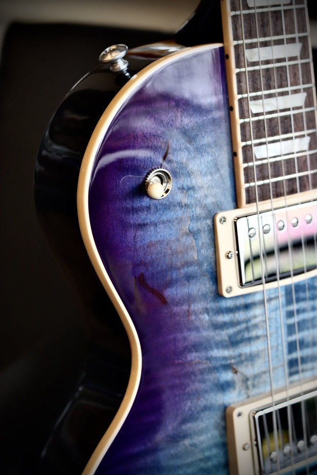 Gibson 2019 Les Paul Standard, Blueberry Burst Electric Guitar Gibson