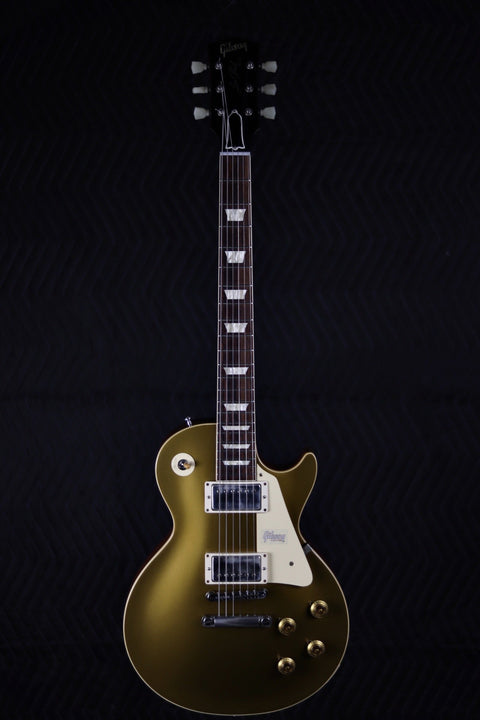 Gibson Custom 1957 Les Paul Goldtop Reissue VOS - Double Gold (Demo) Electric Guitar Gibson
