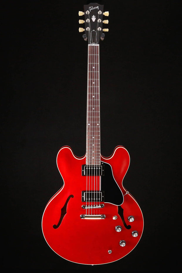 Gibson ES-335 Satin - Satin Cherry Electric Guitar Gibson