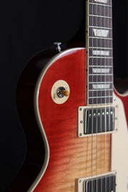Gibson Les Paul Standard '50s Figured Top - Heritage Cherry Sunburst Electric Guitar Gibson