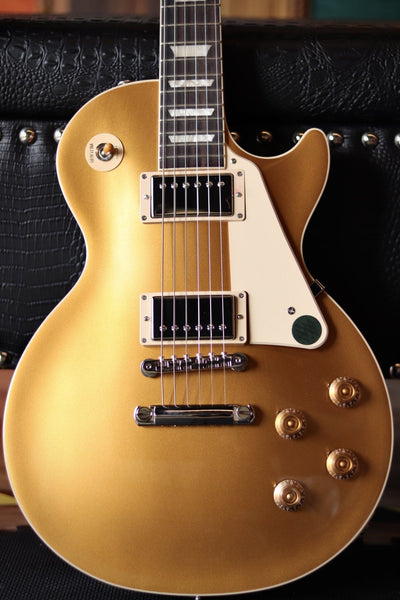 Gibson Les Paul Standard '50s Gold Top Electric Guitar Gibson