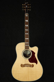 Gibson Songwriter Cutaway Antique Natural Acoustic Guitar Gibson