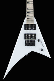Jackson JS1X RR-M Rhoads Minion, MAPLE FB - SNOW WHITE Electric Guitar Jackson