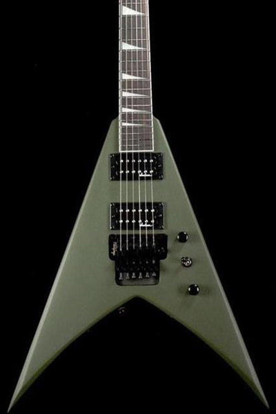 Jackson JS32 King V - Matte Army Drab Electric Guitar Jackson