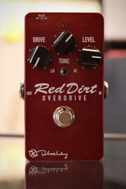 Keeley Red Dirt Overdrive Pedal Effects & Pedals Keeley