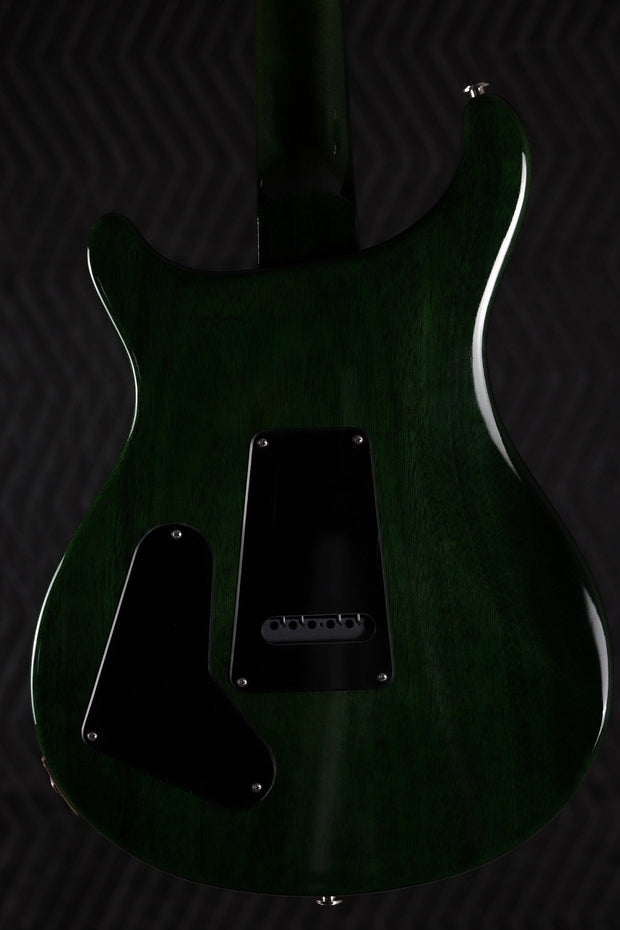 Paul Reed Smith S2 Custom 22 Semi-Hollow - Moss Green Electric Guitar PRS