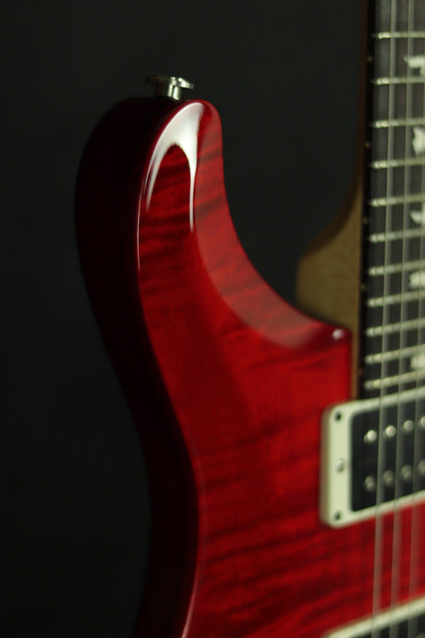PRS CE 24 - Scarlet Red Electric Guitar Taylor