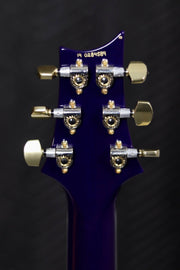 PRS McCarty 594 Semi-Hollow Singlecut LTD 10 Top Violet Blue Burst Electric Guitar PRS Guitars