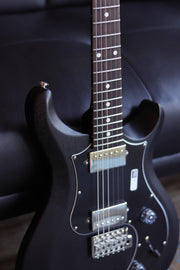 PRS S2 Satin Standard 22 Electric Guitar - Charcoal Electric Guitar PRS