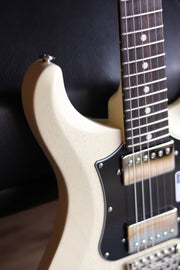 PRS Satin S2 Standard 24 Electric Guitar - Antique White Electric Guitar PRS