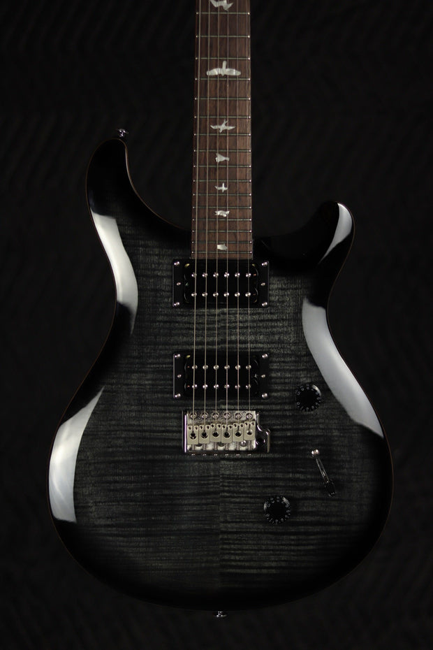 PRS SE Custom 24 Charcoal Burst Electric Guitar PRS