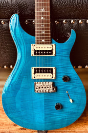PRS SE Custom 24 Electric Guitar - Sapphire Electric Guitar PRS