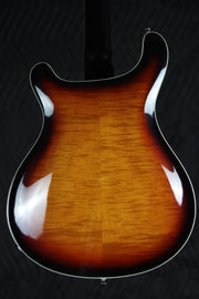 PRS SE Hollowbody II - Tri-Color Sunburst Electric Guitar PRS