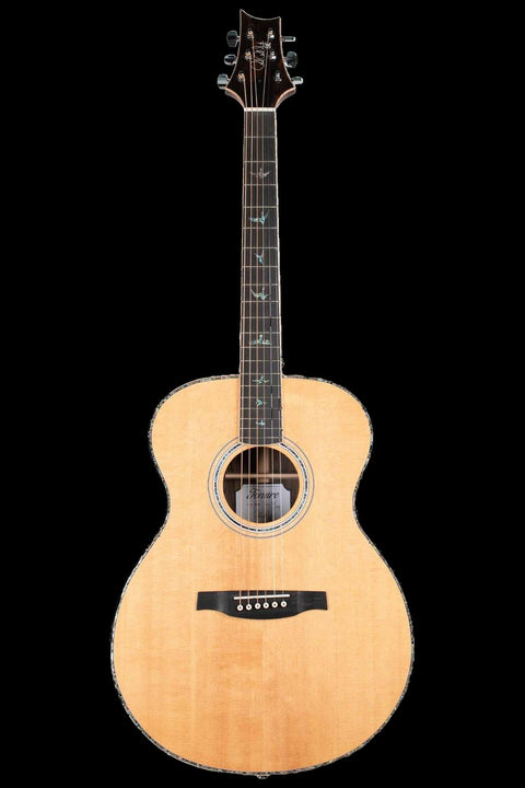 PRS SE TE60 Acoustic-Electric Guitar Natural Acoustic Guitar PRS