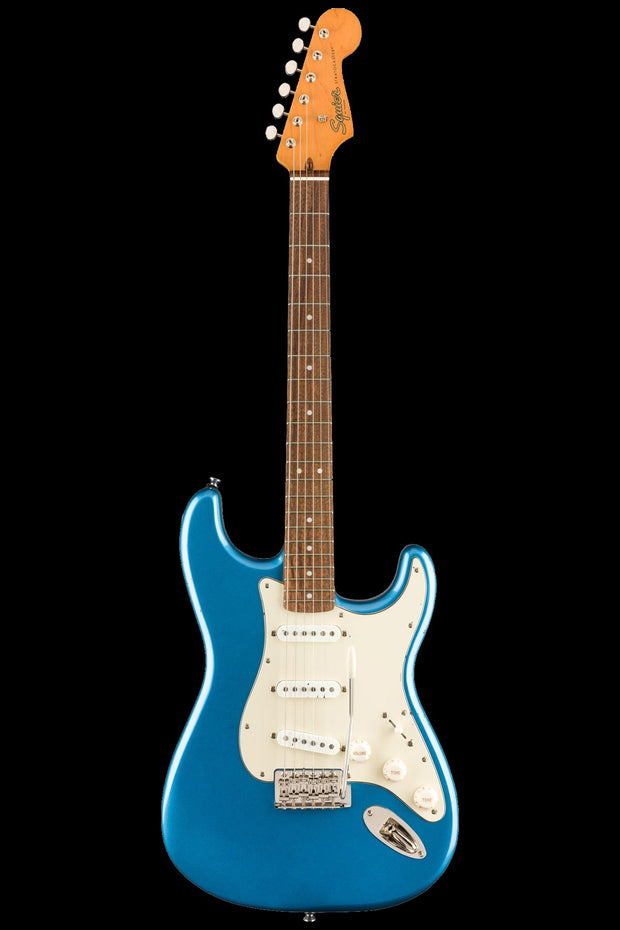Squier Classic vibe '60S Stratocaster - Lake Placid Blue Electric Guitar Squier