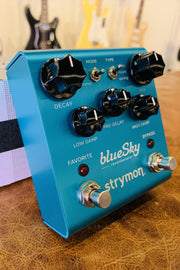 Strymon blueSky Reverberator Pedal Effects & Pedals Strymon