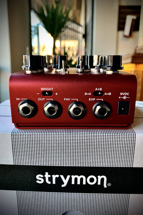 Strymon Sunset Dual Overdrive Pedal Effects & Pedals Strymon