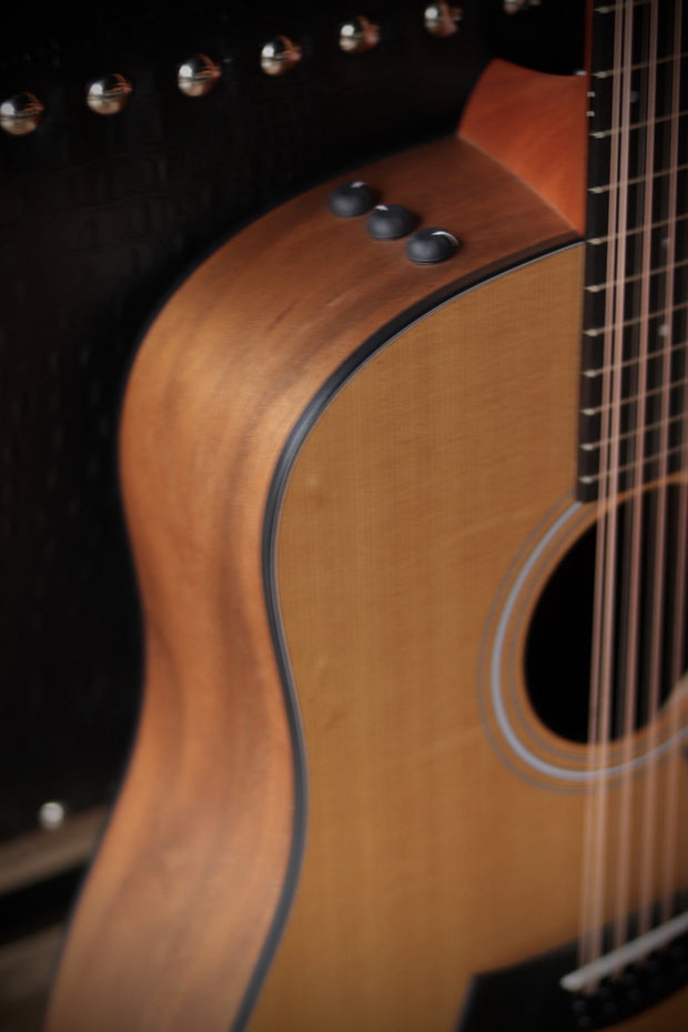 Taylor 150e 12-string Acoustic Guitar Guitars Usa
