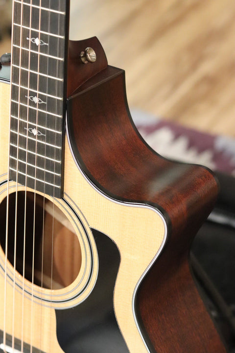 Taylor 312ce V-Class - Natural Acoustic Guitar Taylor