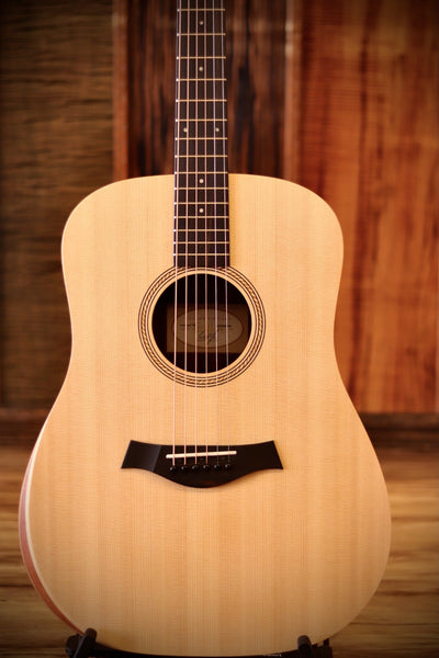 Taylor Academy 10e Acoustic-Electric Guitar - Natural Acoustic Guitar Taylor