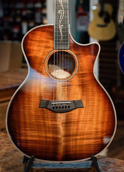 Taylor K24ce Acoustic Guitar Guitars Usa