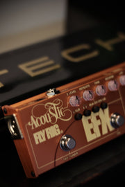 Tech 21 Acoustic Fly Rig Multi-FX Pedal Effects & Pedals Tech 21