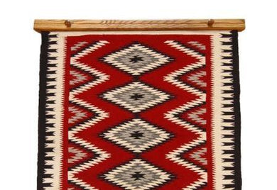 Quilt and Rug Hanger 24
